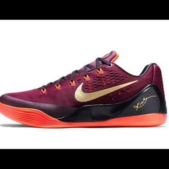 Nike Shoes | Nike Kobe 9s Deep Garment